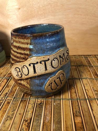 Wine Tumbler- Bottoms Up