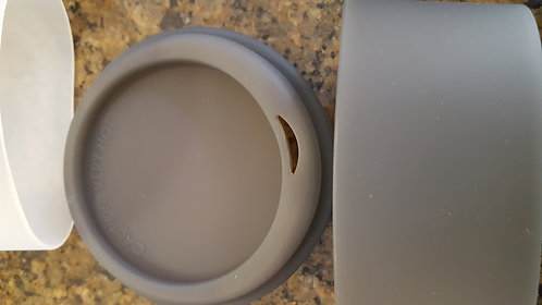 50 Silicone Lids and Sleeves