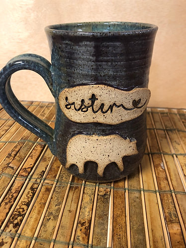 Sister ❤️ Bear Mug