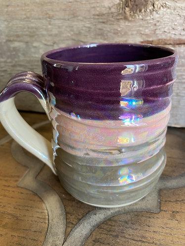 Iridescent Wave Mug