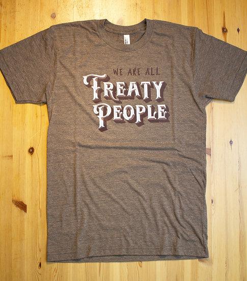 We Are All Treaty People Tee