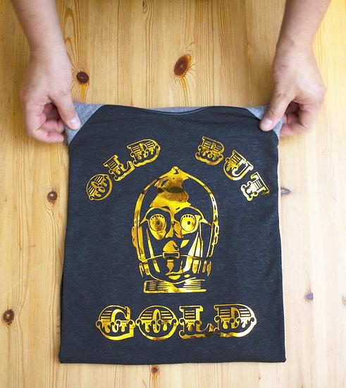 Old But Gold3/4 Sleeve Raglan