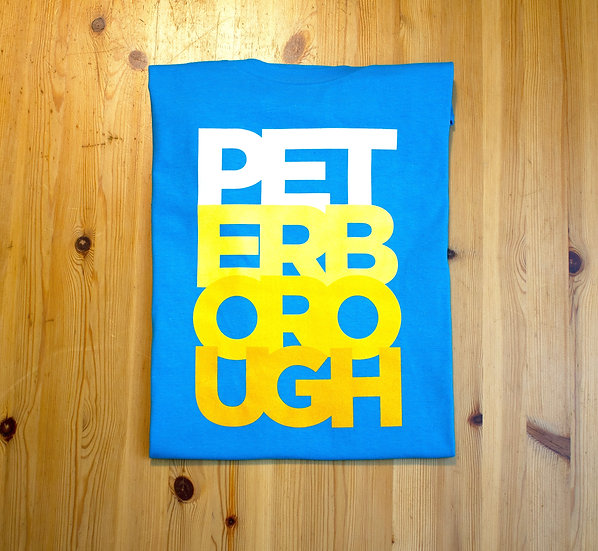 PETERBOROUGH Tee
