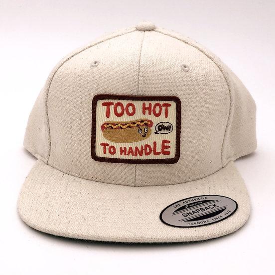 TOO HOT TO HANDLE Cap!