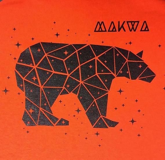 Orange Shirt Day 2018 MAKWA (Bear)