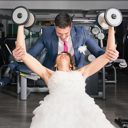 Sweating for the Wedding: Workouts