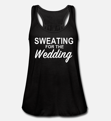 Sweating for the Wedding: Tank Top