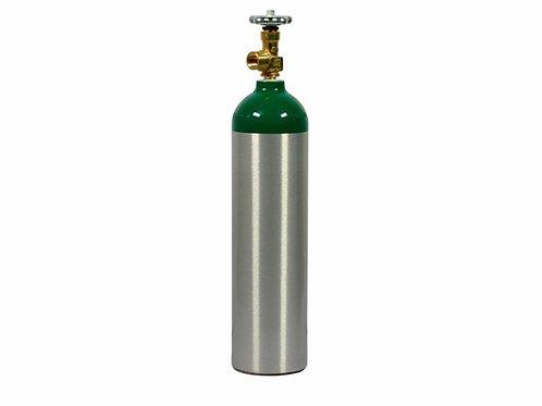 Cilindro de Oxigênio Medicinal - em Alumínio MD15 - 2,8 Litros - Arktus