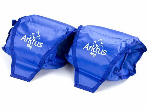 Tornozeleira - Par - Pes 4 Kg - Arktus