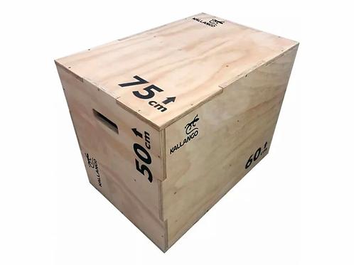 cópia de Caixa Para CrossFit - Plyo Box Naval - G - Kallango