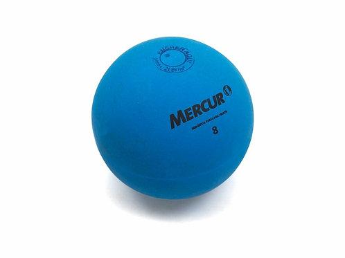 Bola de Borracha nº 8 - Inflável - Azul - Mercur