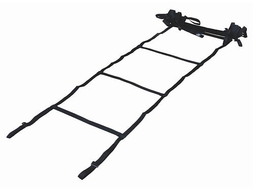 Escada Para Treinamento de Agilidade - Com Degrau Fixo - Kallango
