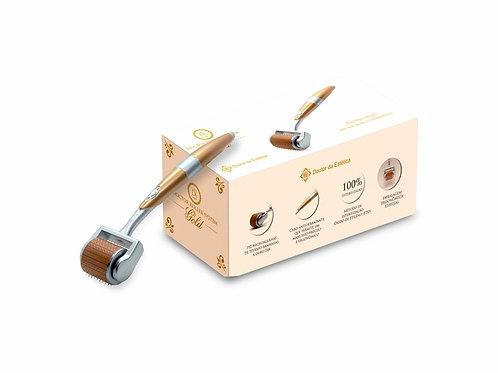 Rolo Para Microagulhamento - 192 Agulhas - Doctor Roller System Gold - Doutor da