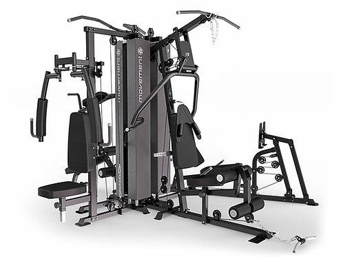 Estação de Musculação W9 - Movement