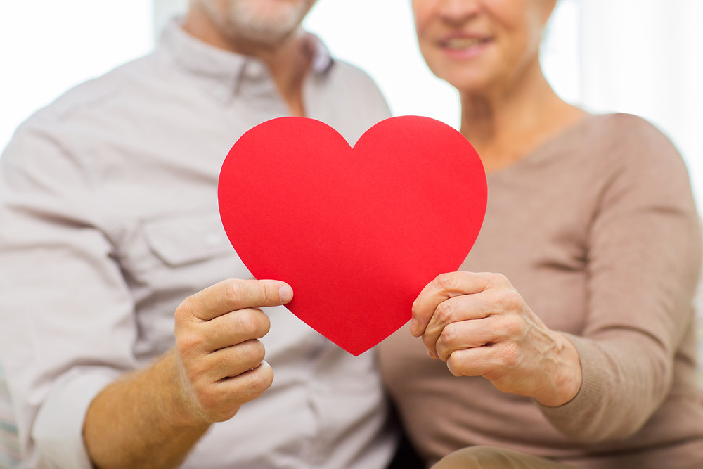 Tips for celebrating Valentines Day with Seniors