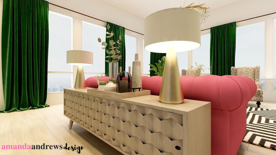 Interior Design by Amanda Andrews Design
