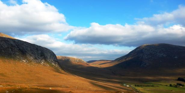 Derryveagh Mountains