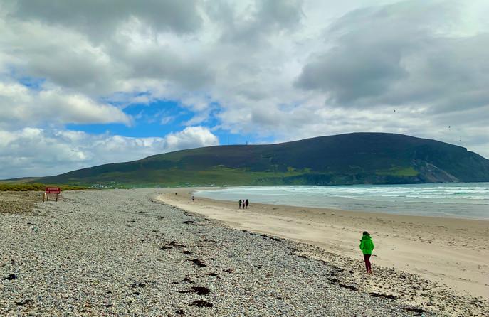 Keel Beach, Achill Island