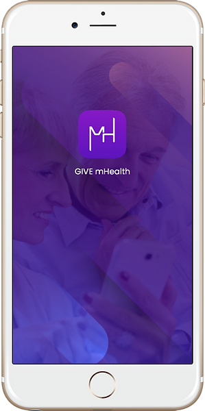 GIVE mHealth First Page.png