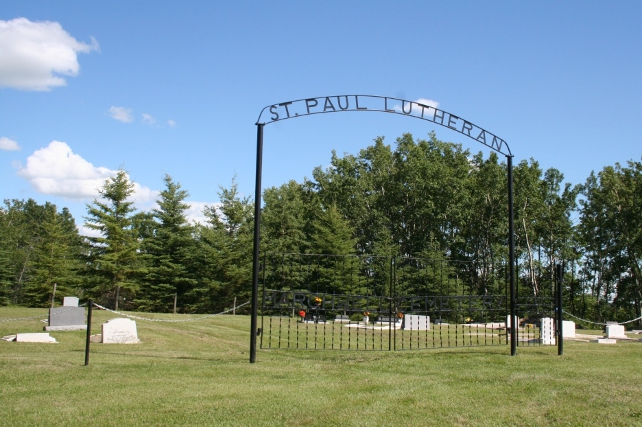 St. Paul Lutheran (Marchwell)