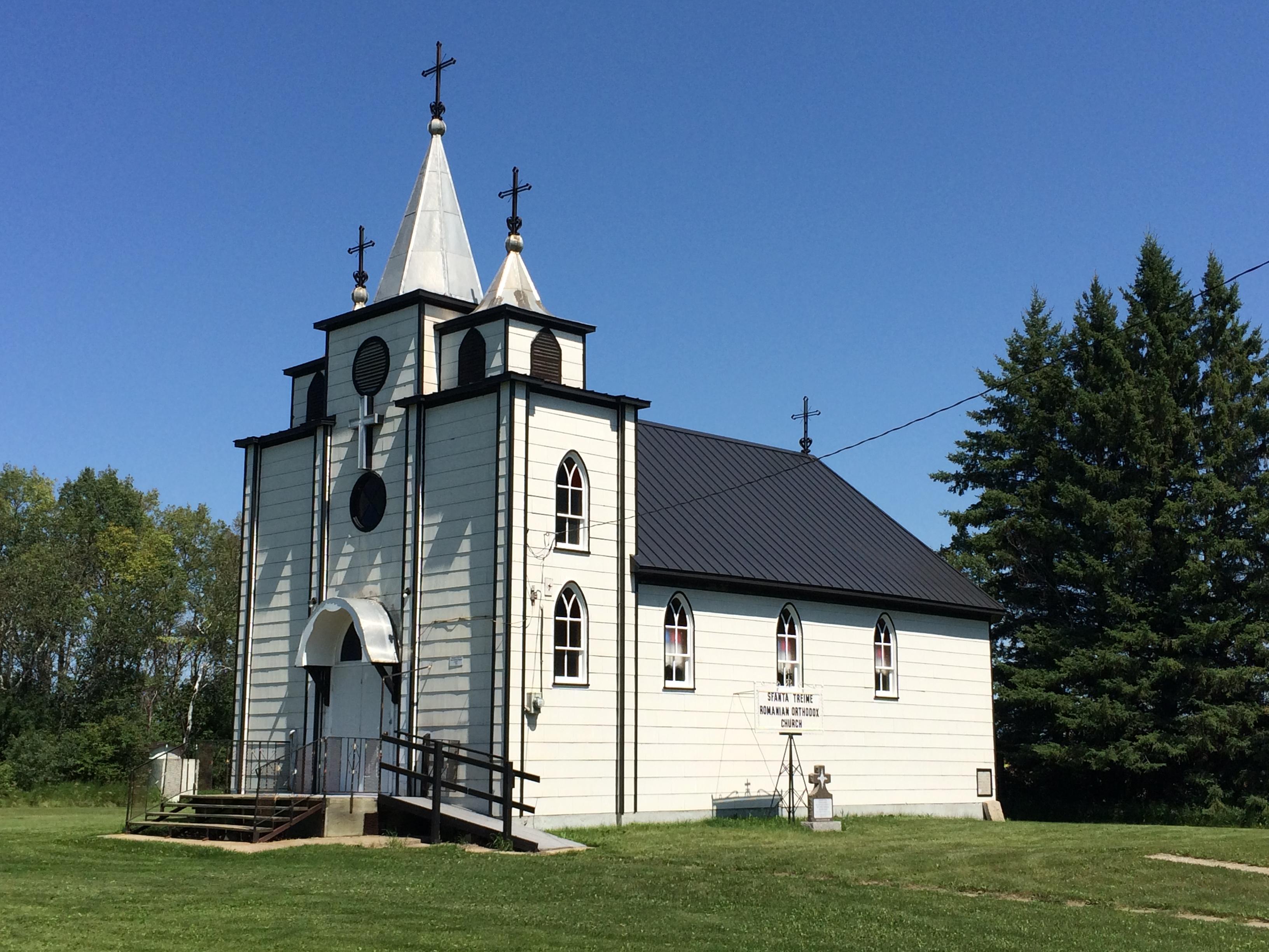Holy Trinity Romanian Church