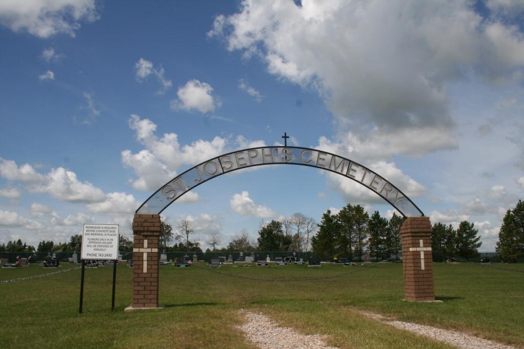 St. Joseph's Roman Catholic Cemetery