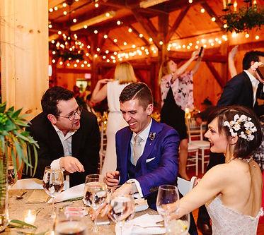 John Kinney performing magic at a wedding   wedding magician.JPG