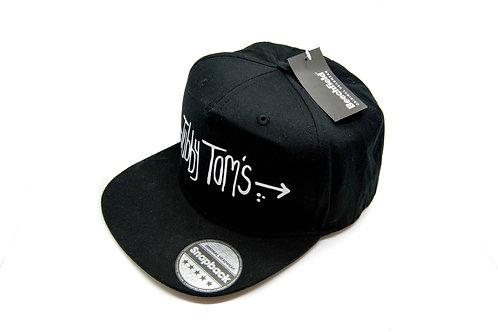 OG SNAPBACK CAPS - ALL BLACK