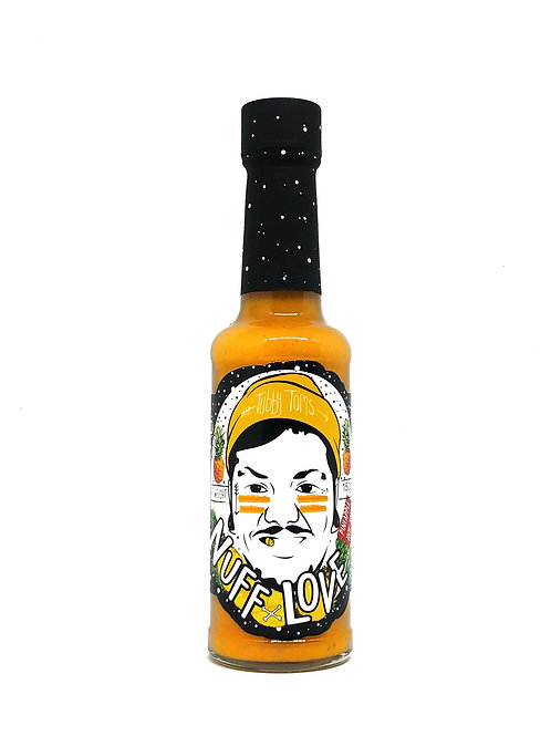 'Nuff Love - Tropical Hot Pepper Sauce 150g