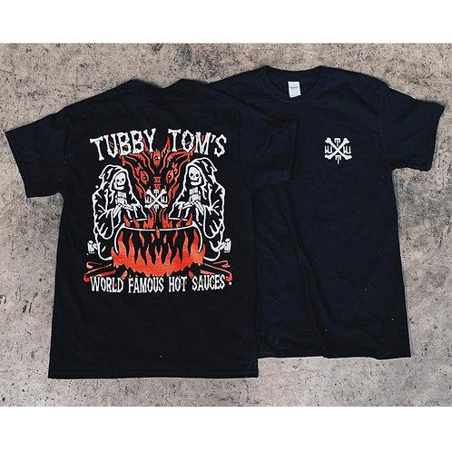 Tubby Tom's - Cauldron Shirt