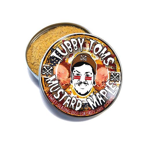Mustard x Maple Glaze Powder - 60g Tin