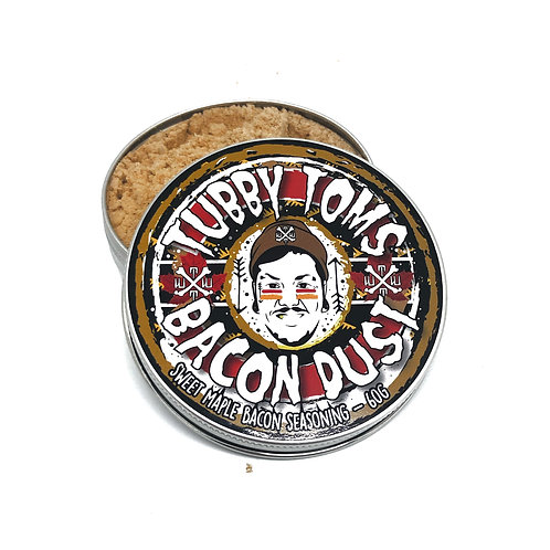 World Famous Maple Bacon Dust -  60g Tin