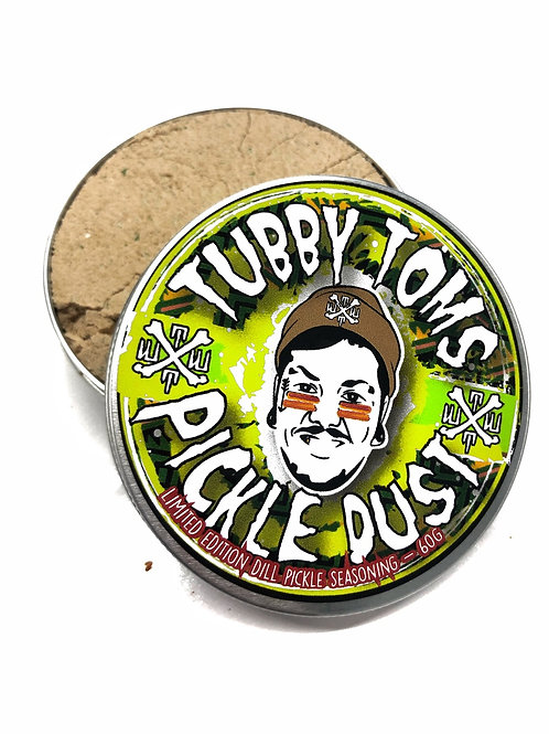 PICKLE DUST - DILL PICKLE SEASONING TIN