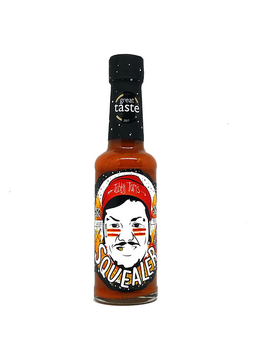 Tubby Tom's - The Squealer Original Smokey Hot Sauce