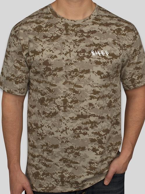 Riley T-Shirt Camo