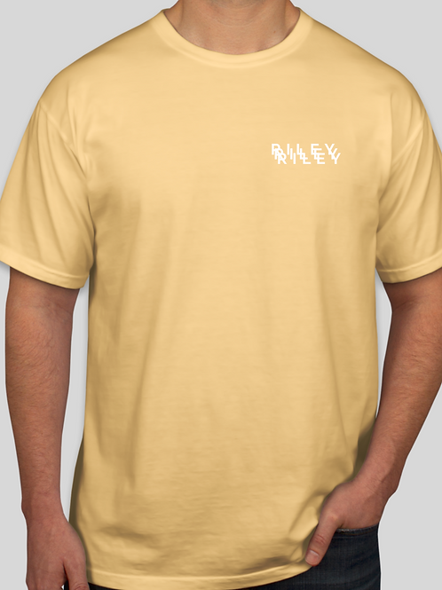Riley T-Shirt Yellow