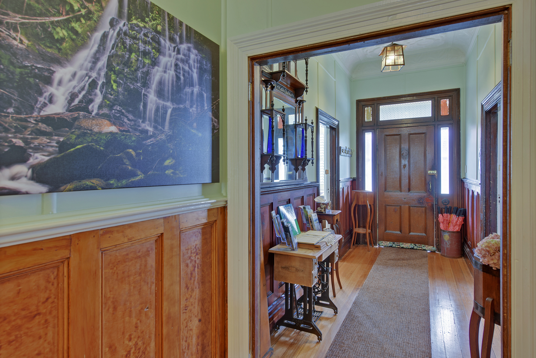 Anchorage Entrance Hallway