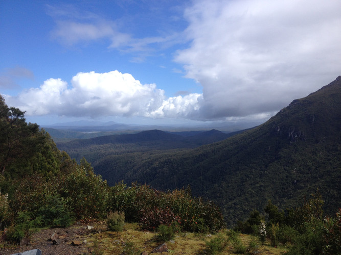 Queenstown Tasmania viewpoints