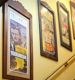 1930's movie posters