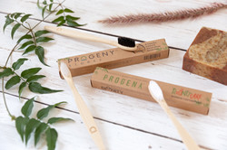 Wendy Stiles Photography Biodegradable Bamboo Toothbrush Progeny