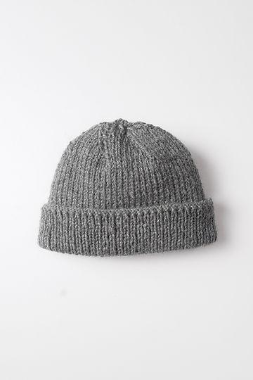 Fisherman beanie – Grey