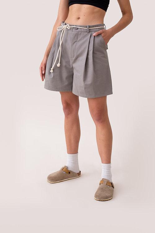 Shorts – Light gray