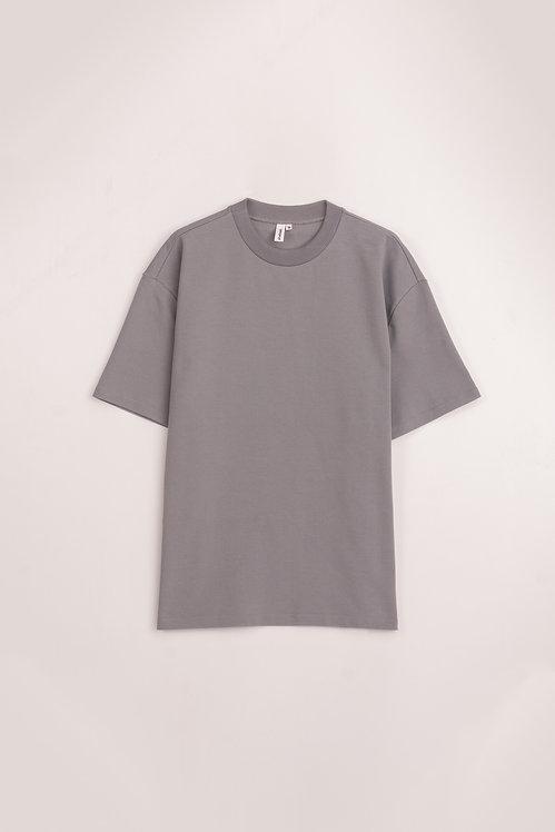 T-Shirt – Cement gray