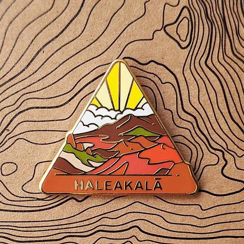 Haleakala National Park Hard Enamel Pin