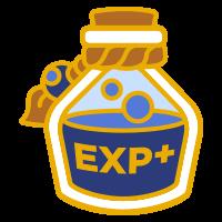 EXP+ Blue Potion.png