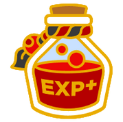 EXP+ Red Black Potion.png