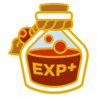 EXP+ Red Potion.png