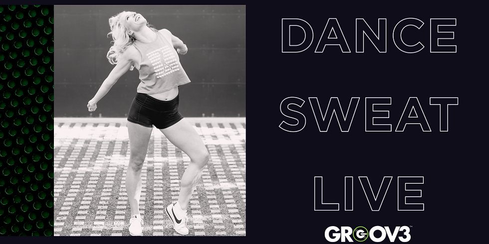 DANCE, SWEAT, and LIVE with Jess and GROOV3 :: October