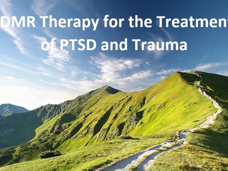 EMDR for PTSD and Trauma