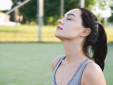 Anxiety Management for Physical Anxiety Method Two – Breathing